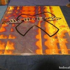 Disques de vinyle: MUSICA ELECTRONICA MAXI SINGLE X QUE? 1996 HOMONIMO BUEN ESTADO. Lote 275693368