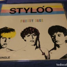 Disques de vinyle: MUSICA ELECTRONICA STYLOO PRETTY FACE ESPAÑA 1983 VINILO MUY BUEN ESTADO MUY BONITO. Lote 275695693