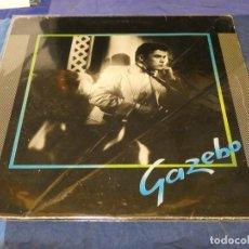 Discos de vinilo: MUSICA ELECTRONICA LP GAZEBO LUNATIC 1984 VINILO BUEN ESTADO. Lote 275696148