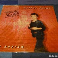 Discos de vinilo: MUSICA ELECTRONICA LP GEORGE KRANZ MY RYTHM DISCOS VICTORIA 1985 MUY BUEN ESTADO. Lote 275701208