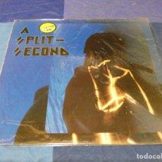 Discos de vinil: MUSICA ELECTRONICA MAXI A SPLIT SECOND BALLISTIC STATUES BUEN ESTADO 1987. Lote 275709763