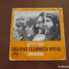 Disques de vinyle: CREEDENCE CLEARWATER REVIVAL GREEN RIVER. Lote 275712333