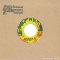 "Discos de vinilo: KIDDUS I - GRADUATION IN ZION / SALVATION - 7"" [SHEPHERD / DUB STORE RECORDS, 2007] ROOTS REGGAE. Lote 275714268"