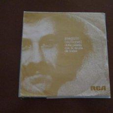 Discos de vinilo: JOAQUIN CARBONELL DOÑA PESETA. Lote 275715688