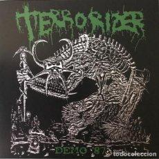 "Discos de vinilo: TERRORIZER - DEMO '87 - 10"" [XTREEM MUSIC, 2020] GRINDCORE DEATH METAL. Lote 275716153"