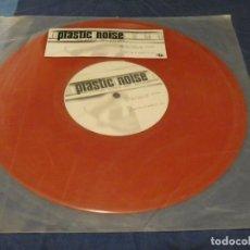 Discos de vinil: MUSICA ELECTRONICA MAXI SINGLE PLASTIC NOISE LOS NIÑOS DEL PARQUE LONG VERSION. Lote 275717213