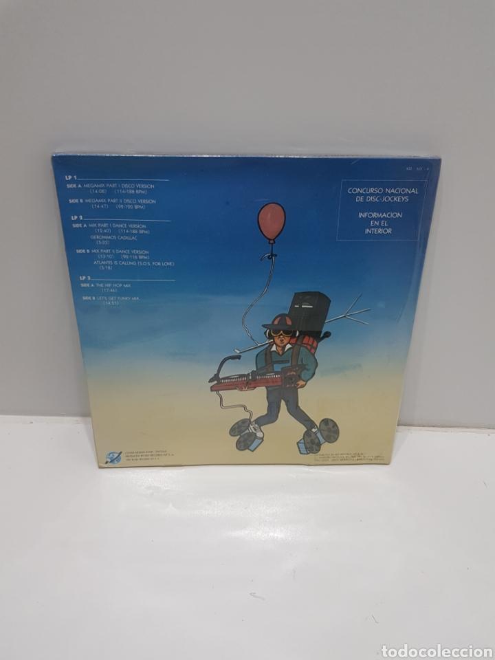 Discos de vinilo: LP DISC JOCKEY MIX VOLUMEN 2 NUEVO - Foto 2 - 275721963