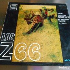 Discos de vinilo: Z - 66, LOS, LP, SUEÑO + 11, AÑO 1969. Lote 275722448