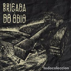 Discos de vinilo: BRIGADA DO ÓDIO - S/T DISCOGRAPHY - LP [F.O.A.D. RECORDS, 2021] HARDCORE NOISECORE. Lote 275723228