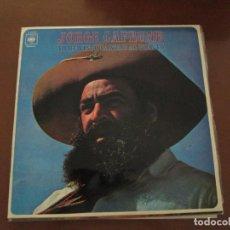 Discos de vinilo: JORGE CAFRUNE YO HE VISTO CANTAR AL VIENTO. Lote 275723308