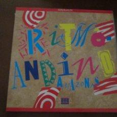 Discos de vinilo: ATAHUALPA RITMO ANDINO AMAZONAS. Lote 275724943