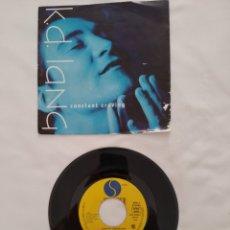 Disques de vinyle: K D LANG, CONSTANT CRAVING,SINGLE W0157. Lote 275726168