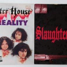 Discos de vinilo: SLAUGHTER HOUSE LPS. Lote 275731243