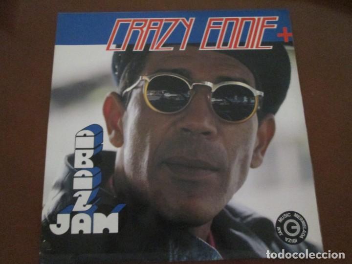 CRAZY EDDIE ABAD JAM (Música - Discos - LP Vinilo - Disco y Dance)
