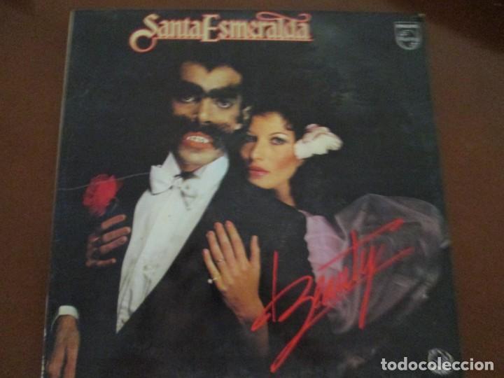 SANTA ESMERALDA BEAUTY (Música - Discos - LP Vinilo - Disco y Dance)