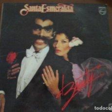 Discos de vinilo: SANTA ESMERALDA BEAUTY. Lote 275739988