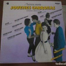 Discos de vinilo: MUSICA PARA JOVENES CARROZAS 4. Lote 275742373