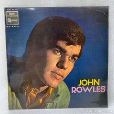 Discos de vinilo: LP - VINILO JOHN ROWLES - JOHN ROWLES - ESPAÑA - AÑO 1968. Lote 275742778