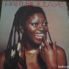 Discos de vinilo: PATTI BOULAYE 1976 RARO. Lote 275743513