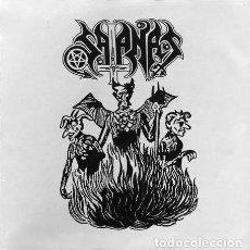 "Discos de vinilo: SATANAS - BLASFEMIA - 7"" EP [PUTRESCENSE RECORDS, 2015] BLACK METAL PERÚ. Lote 275743993"