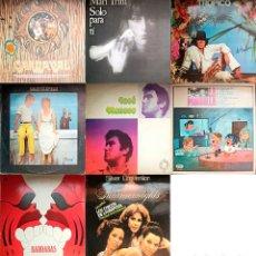 Discos de vinilo: DISCOS DE VINILO - VARIOS GENEROS Y ARTISTAS - AÑOS 70. Lote 217905475