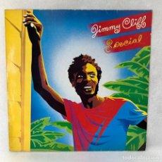 Discos de vinilo: LP - VINILO JIMMY CLIFF - SPECIAL - ESPAÑA - AÑO 1982. Lote 275754883