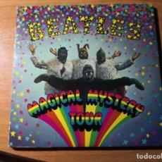 Discos de vinilo: THE BEATLES MAGICAL MYSTERY TOUR DOBLE EP 1967. Lote 275780088