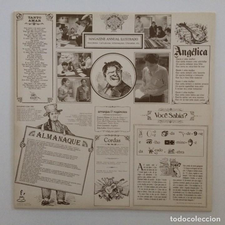 Discos de vinilo: Chico Buarque – Almanaque Brasil,1981 Ariola - Foto 4 - 275795978