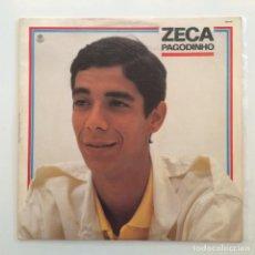 Discos de vinilo: ZECA PAGODINHO – ZECA PAGODINHO BRASIL,1986 RGE. Lote 275796278