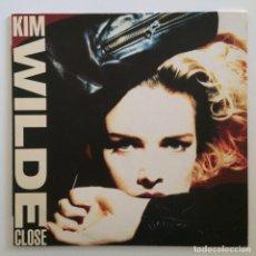 Discos de vinilo: KIM WILDE – CLOSE GERMANY,1988 MCA RECORDS. Lote 275797263