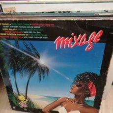 Discos de vinilo: MIXAGE - RECOPILATORIO DANCE OCHENTER - LP 1984 - TERCER VOLUMEN DE LA SERIE MIXAGE. Lote 275834993