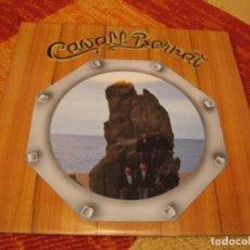 Discos de vinilo: CAVALL BERNAT LP EL MEU AVI ORIGINAL ESPAÑA 1985 + LETRAS. Lote 275840018