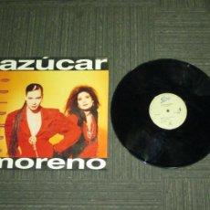 Discos de vinilo: AZUCAR MORENO - BANDIDO - MAXI - SPAIN - EPIC - REF 655860 6 - LV -. Lote 275878843