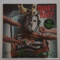 Discos de vinilo: QUIET RIOT – CONDITION CRITICAL HOLANDA,1984 EPIC. Lote 275927993