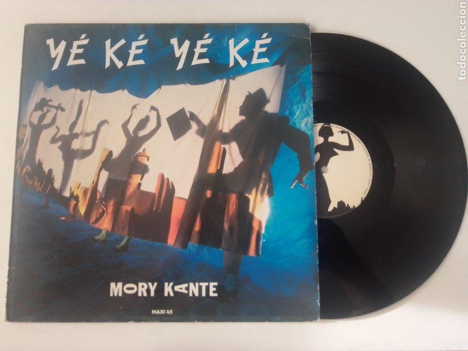 MORY KANTE MACI YE KE YE KE 1987 ONE HIT WONDER (Música - Discos de Vinilo - Maxi Singles - Étnicas y Músicas del Mundo)