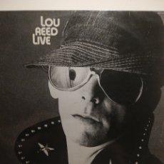 Discos de vinilo: LOU RED LIVE (LP, 1975). Lote 275948333