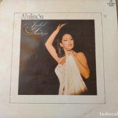 Disques de vinyle: ISABEL PANTOJA-ALALIMON-CONTIENE ENCARTE. Lote 275953193