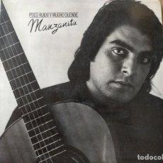 Discos de vinil: MANZANITA-POCO RUIDO Y MUCHO DUENDE-GATEFOLD-ORIGINAL AÑO 1978. Lote 275959373