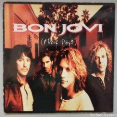 Discos de vinilo: BON JOVI - THESE DAYS - 2 LP. Lote 275968618