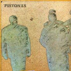 Discos de vinilo: PISTONES - PERSECUCION. Lote 275983993