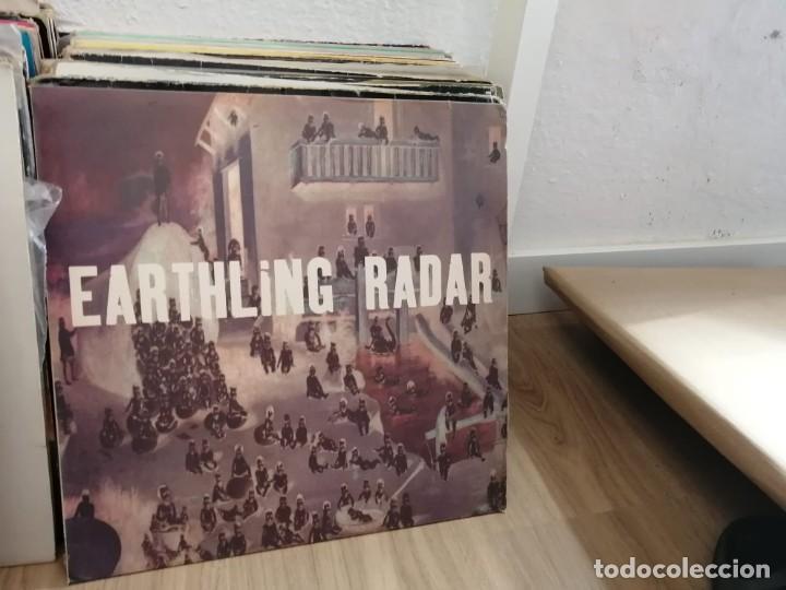 EARTHLING – RADAR - DOBLE LP 1995 - HIP HOP - TRIP HOP - ELECTRONICA (Música - Discos - LP Vinilo - Pop - Rock Internacional de los 90 a la actualidad)