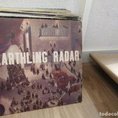 Discos de vinilo: EARTHLING – RADAR - DOBLE LP 1995 - HIP HOP - TRIP HOP - ELECTRONICA. Lote 275994038