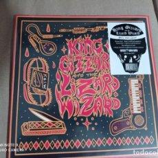 Discos de vinilo: KING GIZZARD & THE LIZARD WIZARD* – DEMOS VOL 1+2 DOBLE VINILO COLOR RSD 2021. Lote 275998873