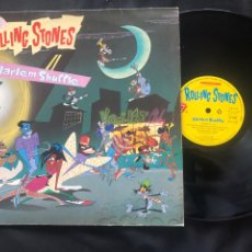 Discos de vinilo: THE ROLLING STONES – HARLEM SHUFFLE. Lote 276003983