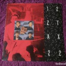 Discos de vinilo: FRANKIE GOES TO HOLLYWOOD – RAGE HARD ,VINYL MAXI-SINGLE 1986 SPAIN F 608635. Lote 276004313
