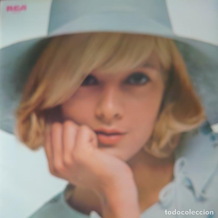 SYLVIE VARTAN LP PORTADA DOBLE SELLO RCA VÍCTOR EDITADO EN JAPÓN. (Música - Discos - LP Vinilo - Canción Francesa e Italiana)