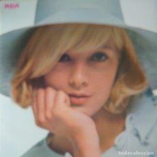Discos de vinilo: SYLVIE VARTAN LP PORTADA DOBLE SELLO RCA VÍCTOR EDITADO EN JAPÓN.. Lote 276010593