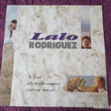 Dischi in vinile: LALO RODRIGUEZ – VEN DEVÓRAME OTRA VEZ ,VINYL LP 1989 SPAIN 060 7 92942 1. Lote 276017108