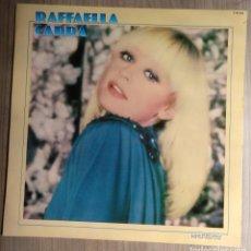 Disques de vinyle: MUSICA, DISCO VINILO LP - RAFFAELLA CARRA - HISPAVOX. Lote 276018513