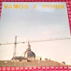 Disques de vinyle: VAMOS A MORIR VAMOS A MORIR 2 SPAIN CON ENCARTE 1992 LP. Lote 276034093